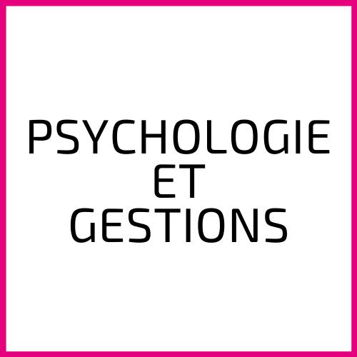 psychologie et gestions pmu